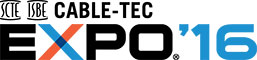 SCTE Cable-Tech Expo 2016