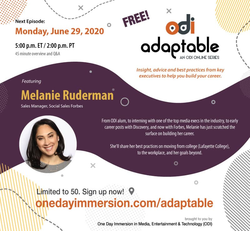 Sign up for Adaptable Episode